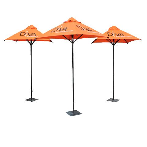 parasol personnalis qu bec promo globe 3. Black Bedroom Furniture Sets. Home Design Ideas